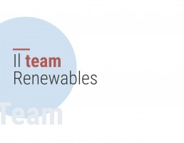 Il team Renewables