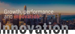 Growth, performance and innovation