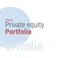Private equity Portfolio