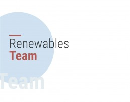 Renewables Team
