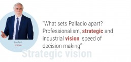Gino Berti - Strategic vision
